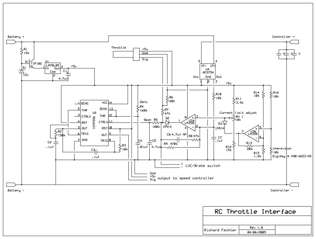 Strombegrenzung (einstellbar) bis 200 A - Strombegrenzer - offroad-CULT